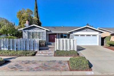 847 Calero Avenue, San Jose, CA 95123 - MLS#: ML81691555