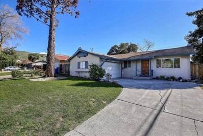 1792 Canton Drive, Milpitas, CA 95035 - MLS#: ML81691640