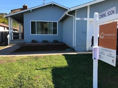 3461 Longview Drive, San Bruno, CA 94066 - MLS#: ML81692247