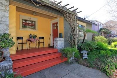 109 Escalona Drive, Santa Cruz, CA 95060 - MLS#: ML81692368