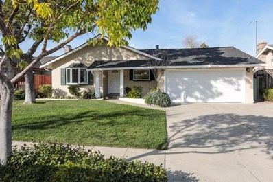 1885 Orange Grove Drive, San Jose, CA 95124 - MLS#: ML81692400