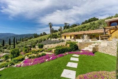15488 Via La Gitana, Carmel Valley, CA 93924 - MLS#: ML81692840