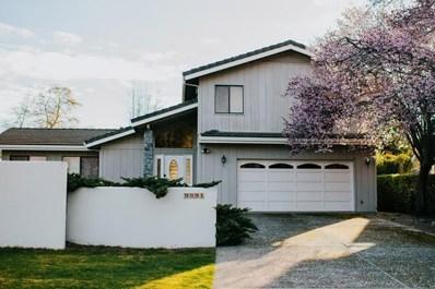 9391 Holt Road, Carmel Valley, CA 93923 - MLS#: ML81693221