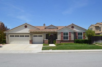 1463 Painted Feather Drive, Morgan Hill, CA 95037 - MLS#: ML81693331