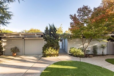 952 El Cajon Way, Palo Alto, CA 94303 - MLS#: ML81693564