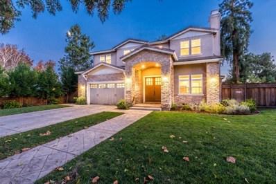 1536 Larkspur Drive, San Jose, CA 95125 - MLS#: ML81693733