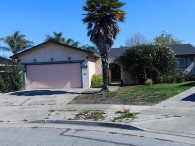 1121 Brent Court, Hollister, CA 95023 - MLS#: ML81693954