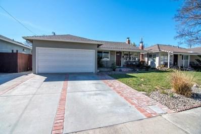 672 Salberg Avenue, Santa Clara, CA 95051 - MLS#: ML81695038
