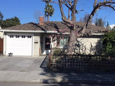 741 Enright Avenue, Santa Clara, CA 95050 - MLS#: ML81695120