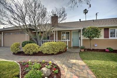 2334 Fatjo Place, Santa Clara, CA 95050 - MLS#: ML81695469