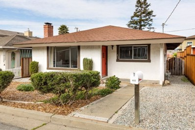 415 Loma Avenue, Capitola, CA 95010 - MLS#: ML81695582