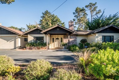 3005 Sloat Road, Pebble Beach, CA 93953 - MLS#: ML81695678