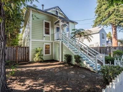 134 Hunolt Street, Santa Cruz, CA 95060 - MLS#: ML81695908