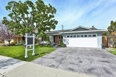 1555 Glencrest Drive, San Jose, CA 95118 - MLS#: ML81696281