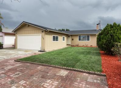 1186 Carnelian Drive, San Jose, CA 95122 - MLS#: ML81696322