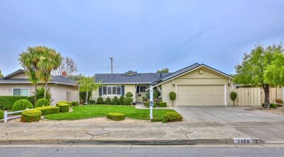 1080 Phelps Avenue, San Jose, CA 95117 - MLS#: ML81696379