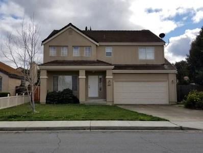 461 Verona Place, Hollister, CA 95023 - MLS#: ML81696521
