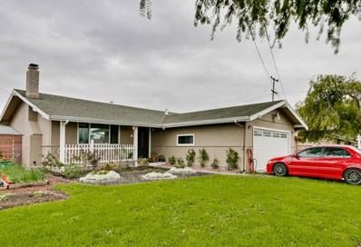 807 Marvin Way, Hayward, CA 94541 - MLS#: ML81696542