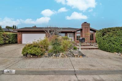 1471 Ghione Drive, Hollister, CA 95023 - MLS#: ML81696605