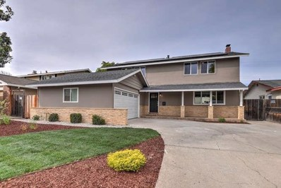 1011 Rosa Avenue, Sunnyvale, CA 94086 - MLS#: ML81696815