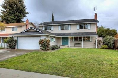 1075 Bentoak Lane, San Jose, CA 95129 - MLS#: ML81697057