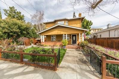 124 Willard Avenue, San Jose, CA 95126 - MLS#: ML81697220