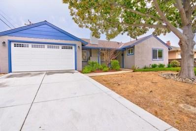 1727 Cunningham Street, Santa Clara, CA 95050 - MLS#: ML81697296