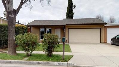 2019 Malden Avenue, San Jose, CA 95122 - MLS#: ML81697455