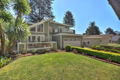 318 Palmer Avenue, Aptos, CA 95003 - MLS#: ML81697784