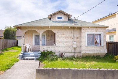 256 Ocean Avenue, Monterey, CA 93940 - MLS#: ML81698016