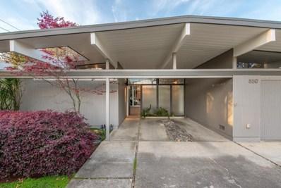850 Somerset Drive, Sunnyvale, CA 94087 - MLS#: ML81698186