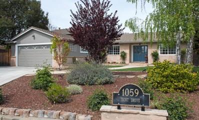 1059 Bent Drive, Campbell, CA 95008 - MLS#: ML81698615