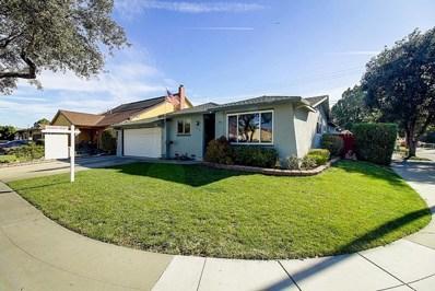 5740 Herma Street, San Jose, CA 95123 - MLS#: ML81698873