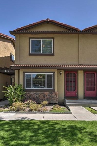 177 Monroe Street UNIT 2, Santa Clara, CA 95050 - MLS#: ML81699254