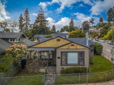 225 Highland Avenue, Santa Cruz, CA 95060 - MLS#: ML81699487