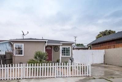 1512 Lowell Street, Outside Area (Inside Ca), CA 93955 - MLS#: ML81699557