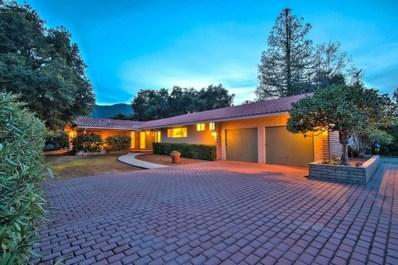 18172 Bancroft Avenue, Monte Sereno, CA 95030 - MLS#: ML81699757