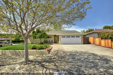 201 Kensington Way, Los Gatos, CA 95032 - MLS#: ML81699980