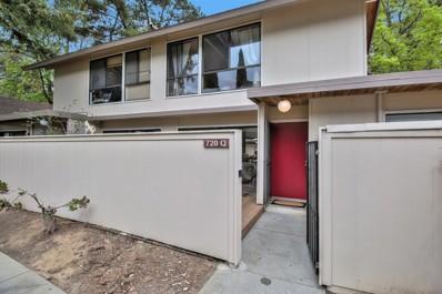 720 Quetta Avenue UNIT Q, Sunnyvale, CA 94087 - MLS#: ML81700179