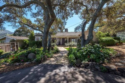 35 W. Garzas Road, Carmel Valley, CA 93924 - MLS#: ML81700210