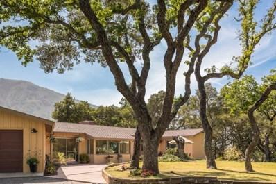 37 Miramonte Road, Carmel Valley, CA 93924 - MLS#: ML81700212