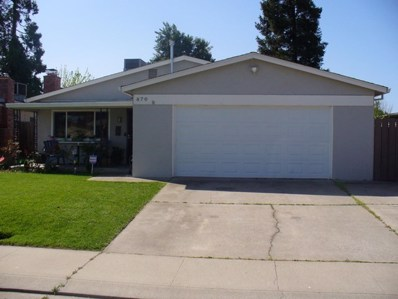 870 Del Monte Court, Manteca, CA 95336 - MLS#: ML81700219