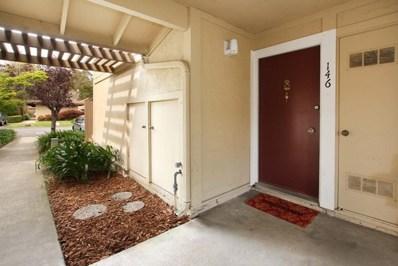 146 Palo Verde Terrace, Santa Cruz, CA 95060 - MLS#: ML81700389
