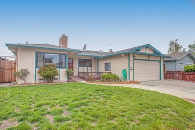 42571 Fontainebleau Park Lane, Fremont, CA 94538 - MLS#: ML81700424