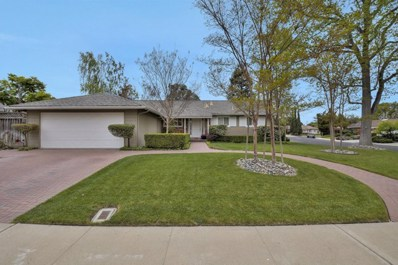 396 Grinnel Court, Santa Clara, CA 95051 - MLS#: ML81700643