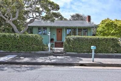 405 Sinex Avenue, Pacific Grove, CA 93950 - MLS#: ML81701868