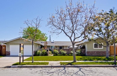 1166 Culligan Boulevard, San Jose, CA 95120 - MLS#: ML81702191