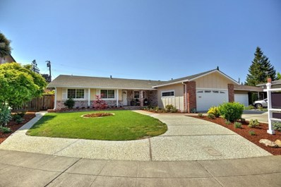 2724 Levin Court, Mountain View, CA 94040 - MLS#: ML81702570