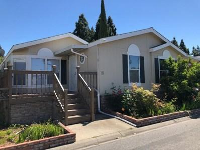6130 Monterey Highway UNIT 70, San Jose, CA 95138 - MLS#: ML81702902