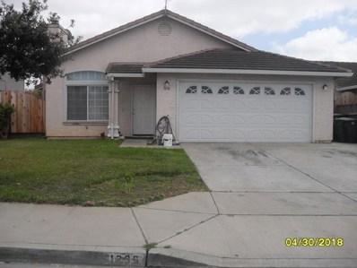 1236 Paseo Grande, Salinas, CA 93905 - MLS#: ML81703207